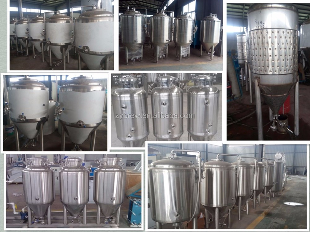 Micro Stainless steel mini beer 100l home beer brewing