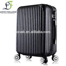 New arrival special design classic durable zipper eminent trolley luggage