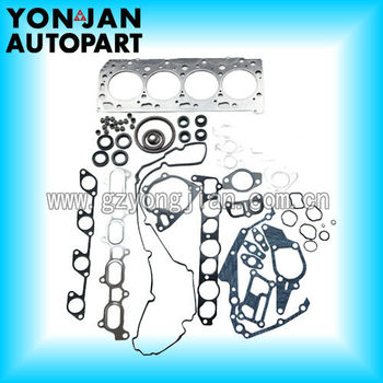 Car cylinder head gasket Kit 1000A407 For Mitsubishi L200