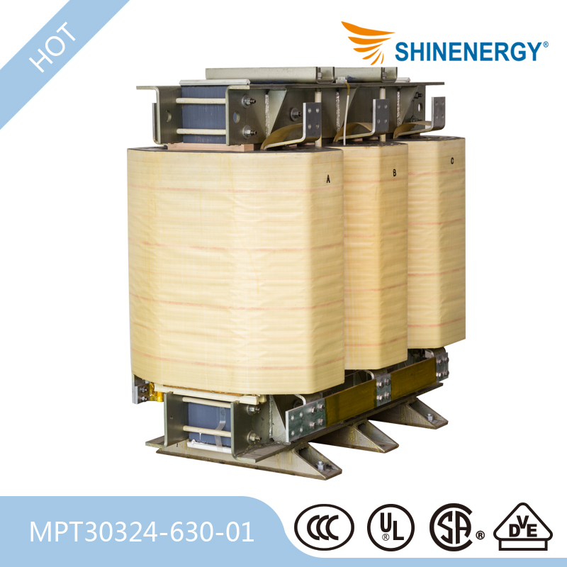 Electrical Manufacturers High Tension High Voltage Isolation Transformer