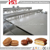 Fully automatic orion korean cake machine