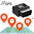 Mini Car GPS Chip Tracker OBD 2 with Real-time Tracking System / Personal Vehicle Device TK816 obd