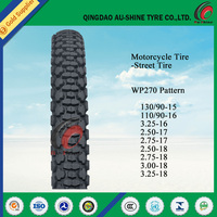 Competitive Price Aushine Brand high quality tyre 2.75 17 2.75-18 Motorcycle Tyre