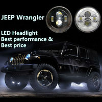 "7inch led headlight for Harley Motorcycle offroad led driving light led 7"" headlight"