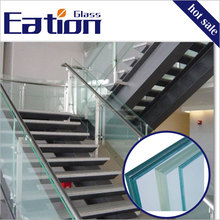 Tempered Laminated Glass Parapet Wall Glass