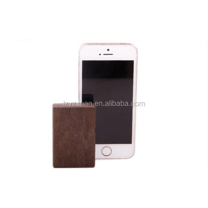 High-grade natural wood color mini lighter as gift items for men