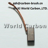 Carbon Brush For Electric Machine