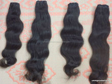 7a grade Hot Beauty Wholesale Remy Indian Hair extensions 100% Natural Colour Can Be Dyed Virgin Indian Hair Wholesale