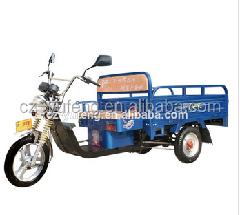 Electric Tricycle/ Cargo Electric trike/ Goods Tricycle