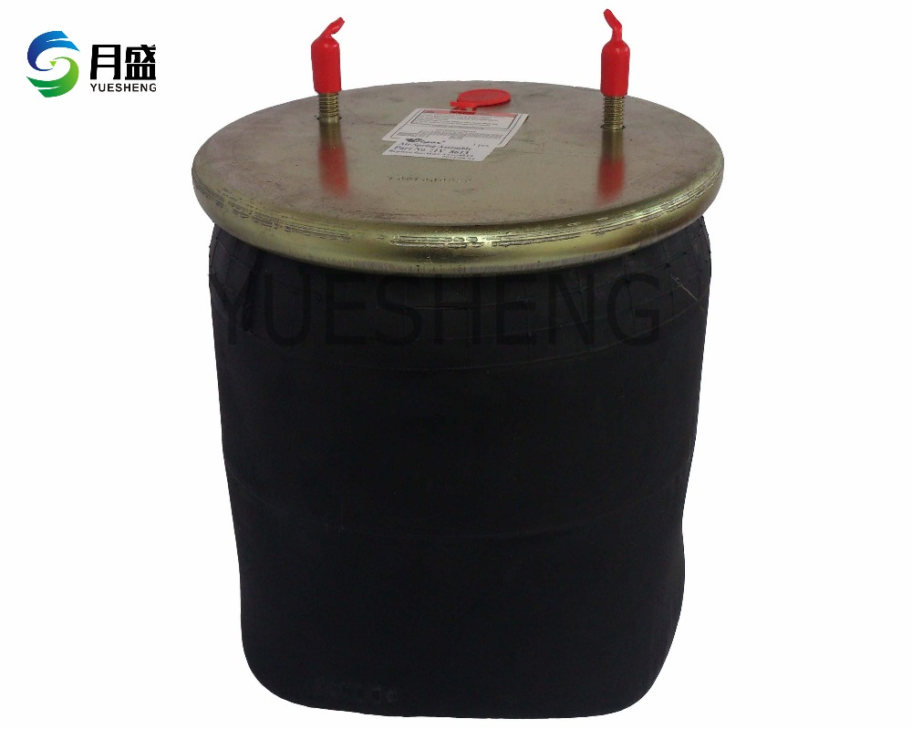 Heavy Duty truck air suspension parts truck W01-M58-8613 940MB/50245 B PW truck rubber air spring