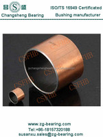 oiles composite bushes for pumps dry bearing PTFE sleeve bearings