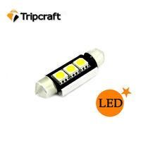 LED SMD bulbs T10 31MM 2LED 5050 3chips Car CANBUS Festoon LED Reading Light License Plate Bulbs