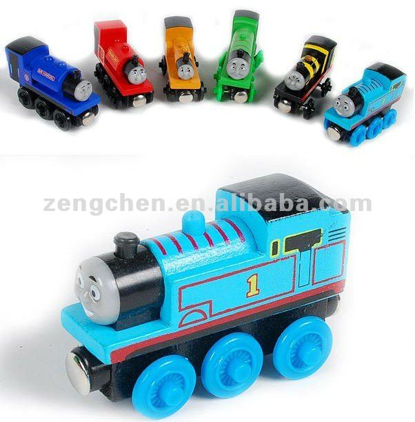 Wooden Thomas toy train for kids,Thomas Toy, Toy Train