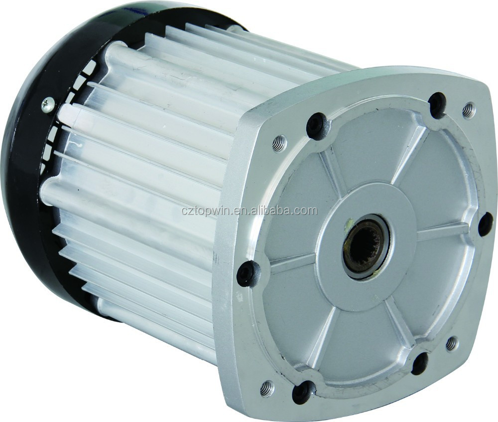 Bldc Motor For Electric Vehicle Used For Passenger Buy