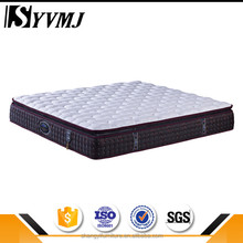 high quality compressed 7-zone pocket spring mattress With Long-term Service