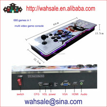 New style pandora box 4s game console for home version game machine