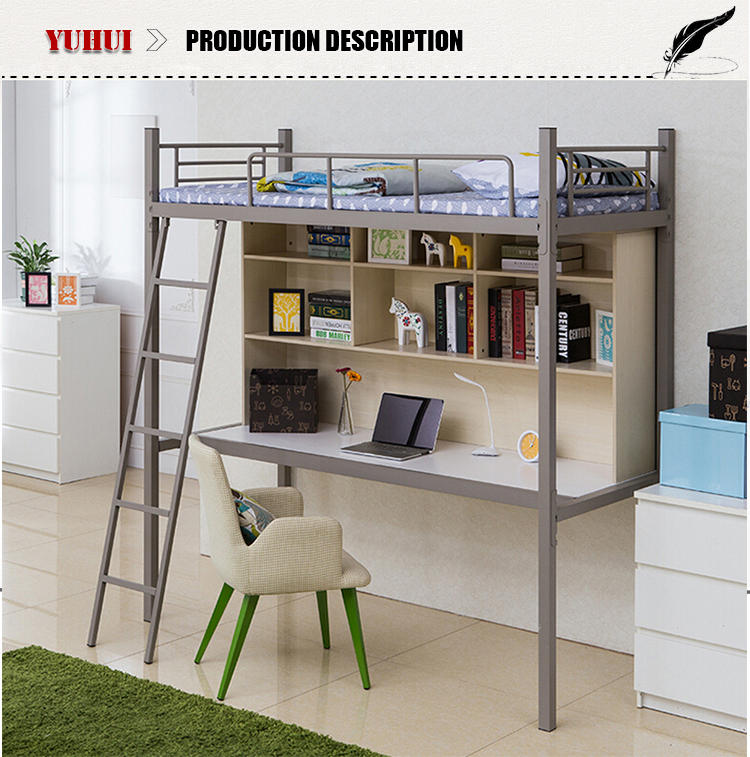 Desk bunk bed loft beds with desk buy desk bunk bed loft - Literas con sofa cama debajo ...