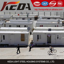Foshan Keda Low Cost Prefab Home, Living Container House, Office Container for Sale