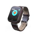 Smart Tracking Locator Elderly GPS Tracker Watch for Old Man Watch Phone