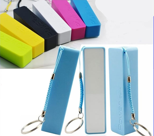 new promotion 18650-li USB battery smart emergency mobile power bank charger