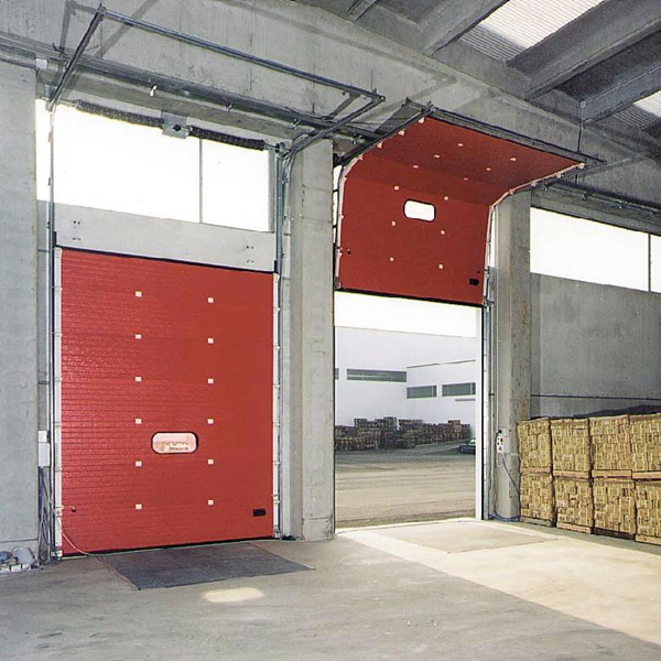 5 Panel Sectional Garage Door Industrial Door Buy 5