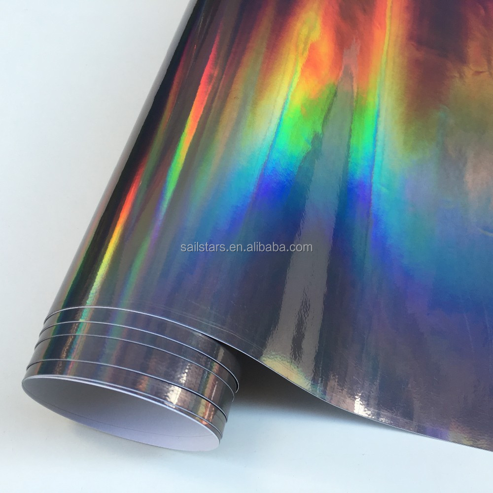 Rainbow-Chrome-Black-Holographic-Vinyl-Wrap (6).JPG