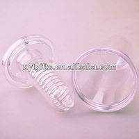 480ml(16 Oz) Ps Plastic Straw Cup For Drink
