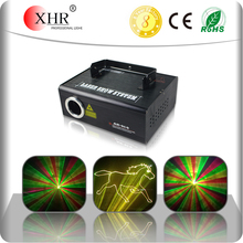 Christmas Programmable 300mw Mini RGY Laser Light Show,DMX Laser Projector