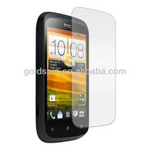 Manufacturer!!! Anti-Scratch and Anti-Glare LCD Screen Cover Films Protectors for HTC Desire C Screen Guard