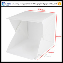 Luce Sala Studio Fotografico Photography Sfondo Cube Mini Box Tenda Kit