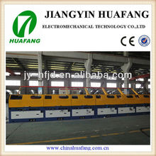 China cheap bull block drum iron wire drawing machine