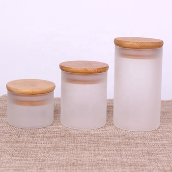 Professional factory hot sale 150ml fruit candle glass jar