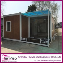 40Ft And 20 Ft Folding Container House With Bathroom And Kitchen