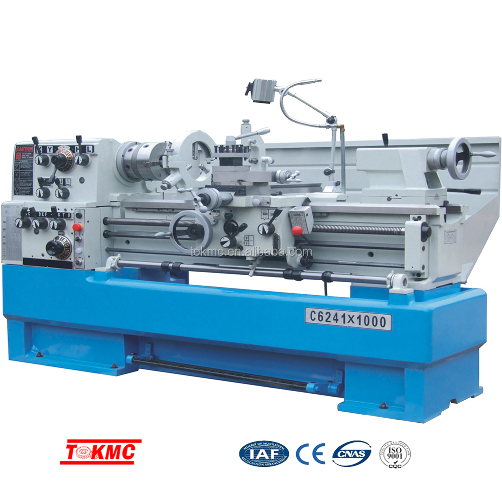 gap bed C6241Dx1000/1500 CE heavy duty high speed precision lathe