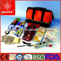 GB05-C Car/Auto First Aid Kit Roadside Emergency Kit in china