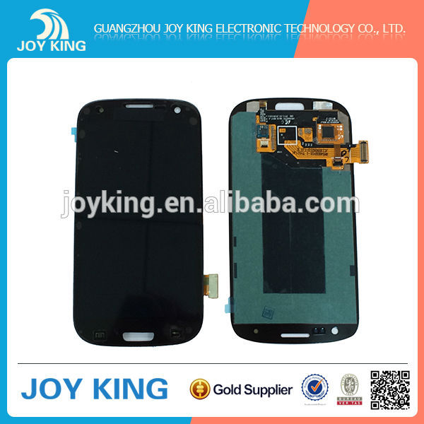 Mobile phone lcd for Samsung galaxy S3 LCD for i9300 touch screen digitizer assembly