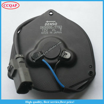 Auto Fan Motor Denso Electric Radiator Fan Motor 12v Dc For Hon Da Acc Ord 38616 Pto 003 View