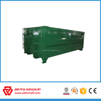 High quality garbage container customized hook lift bins from China factory