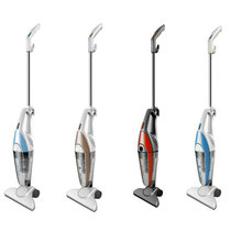 ZEK- H38 400W Dry handheld 2 in 1 stick vacuum cleaner with upright