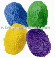 uv protective epoxy polyester powder coating paint