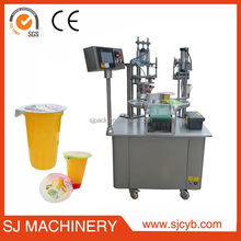 New Condition and Beverage,Food,Machinery & Hardware Application rotary cup filling machine