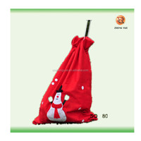 Recycle and Eco Friendly Chrismas bags ,bopp christmas shop bags , pp nonwoven merry christmas bag