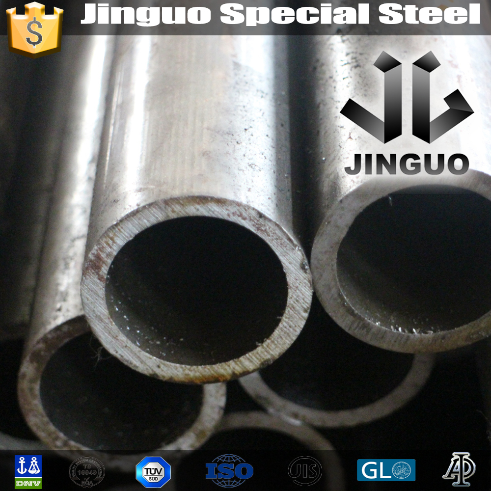 SAE 1010 galvanized seamless carbon structure steel pipe