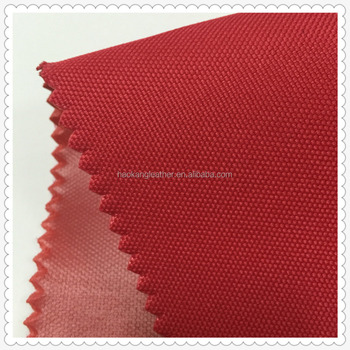 Pvc coated 600d Waterproof Oxford Fabric