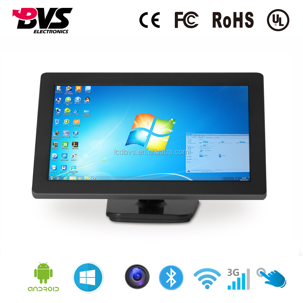 19 inch multi point touch screen all in one keyboard desktop pc mini pc partaker