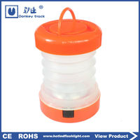 Y01 ningbo manufacture portable solar gas led camping lamp