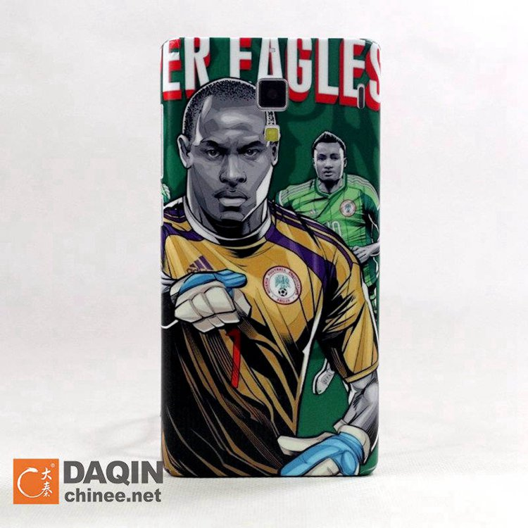 Annual Promotion Daqin Cellphone Back Cover Skin Phone Case Full Cover Sticker Printing and Cutting Machine
