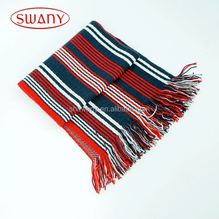 Fine quality new import wool knitted scarf wrap