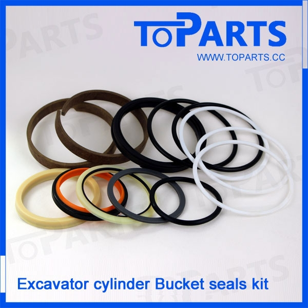 China manufacturer 707-98-45220 nok hydraulic cylinder seal kit PC200LC-5 bucket oil seal