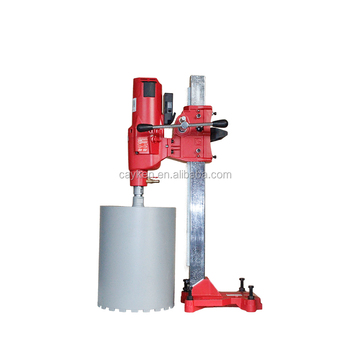 2016 china Hot sales vertical stand Diamond core drill for reinforce concrete